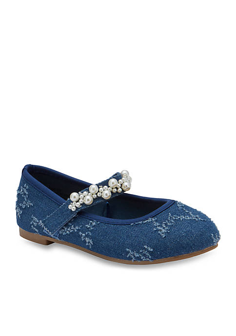 Olivia Miller Girls Youth Truffe Flats