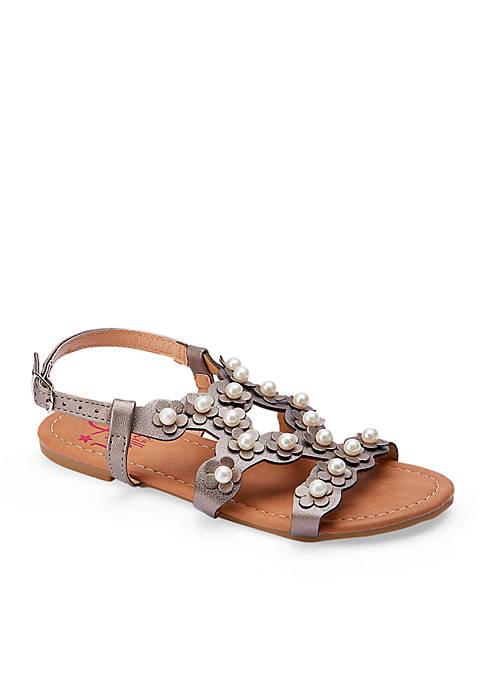 Olivia Miller Girls Comte Sandals
