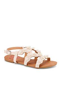 Girls Comte Sandals