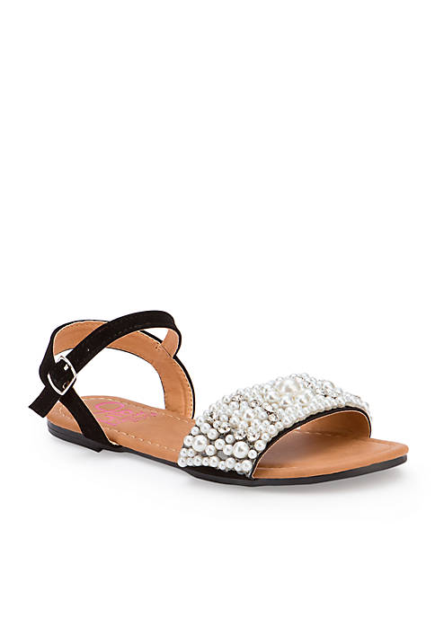 Olivia Miller Girls Tuile Sandals