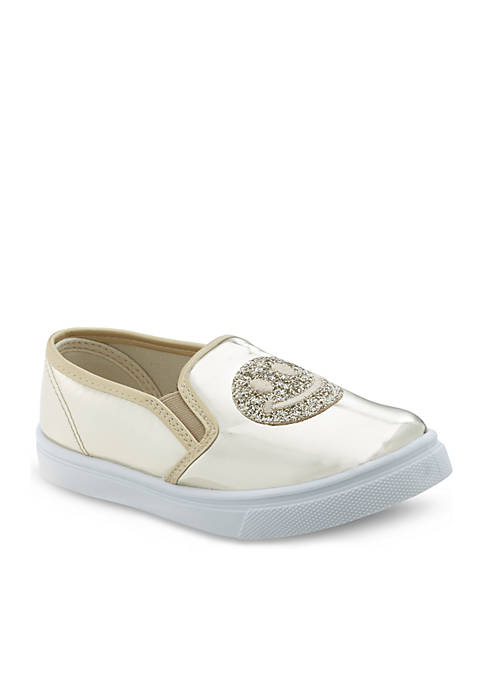 Girls Youth Plaisir Slip-On Sneakers