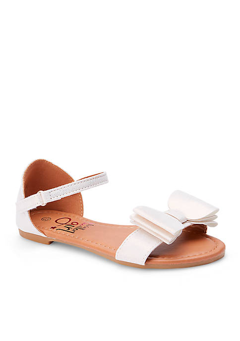Toddler/Youth Girls Bow Sandal