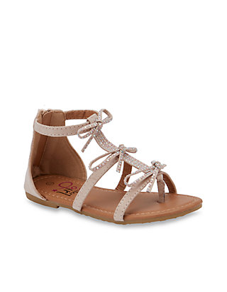 Olivia Miller Girl's Sandals with Bows - Youth | belk