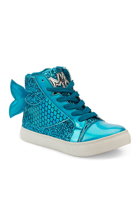 Girls The Ariel High-Top Sneaker - Youth