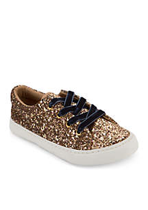 Girl's The Sparkle Low-Top Sneaker - Youth