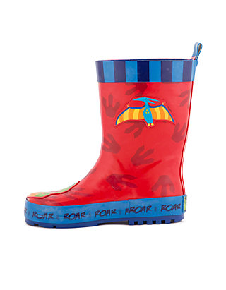 Dino Rain Boots by Stephen Joseph