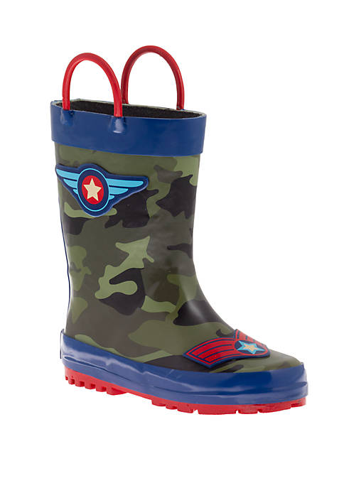 Boys All Over Print Rain Boot - Toddler/Youth