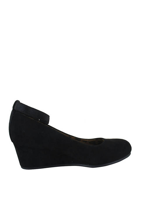 JELLYPOP Youth Girls Samantha Wedges