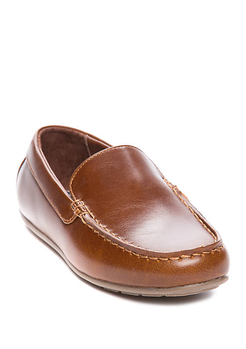 Crown & Ivy™ Toddler Boys Driving Moccasins