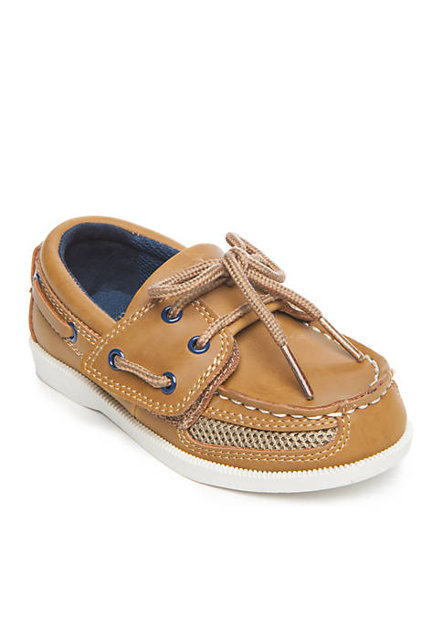 Crown & Ivy™ Toddler Boys Captain Boat Shoes