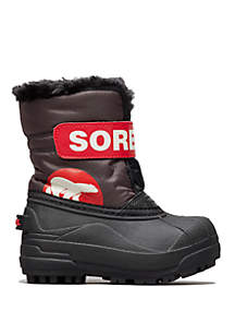 Youth Boys Snow Commander Boot