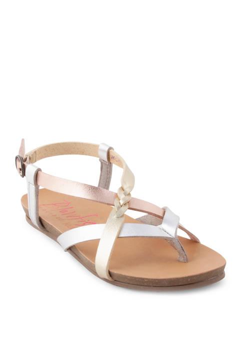 Blowfish Girls 6-12 Granola Sandals