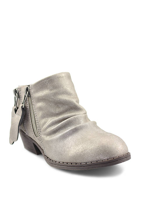 Blowfish Youth Girls Storzk Side Zip Booties