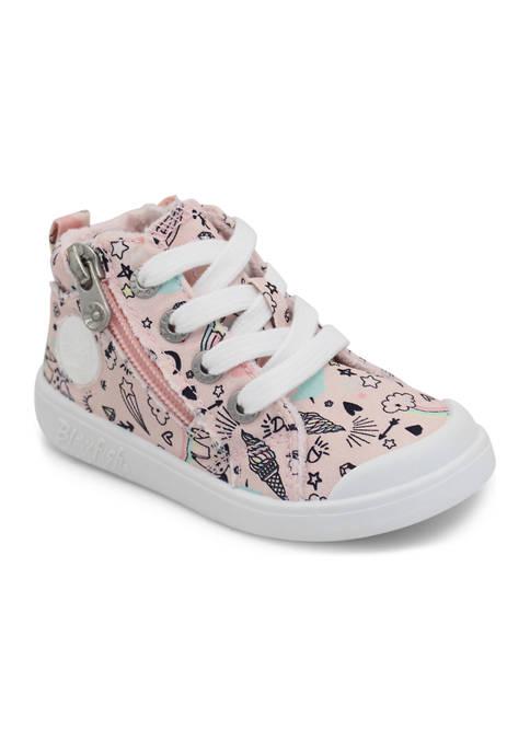 Blowfish Toddler Girls Valet Sneakers