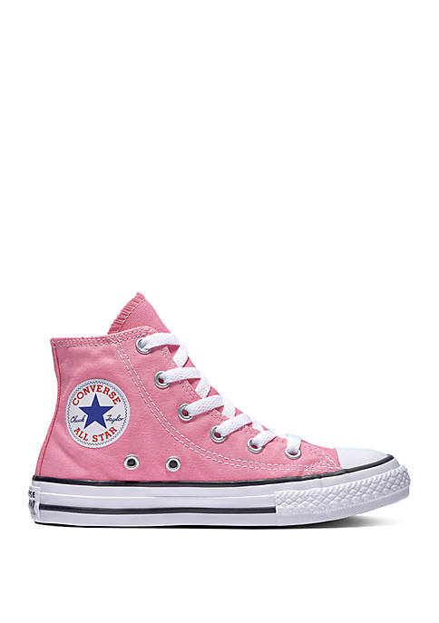 Youth Girls Chuck Taylor All Star High Top Sneakers
