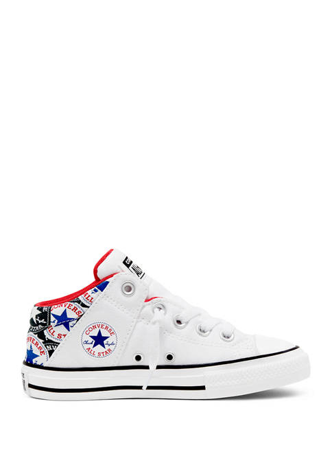 Youth Boys Chuck Taylor All Star Axel Allover Patch Sneakers