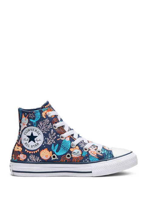 Converse Youth Girls Chuck Taylor All Star Mermaid