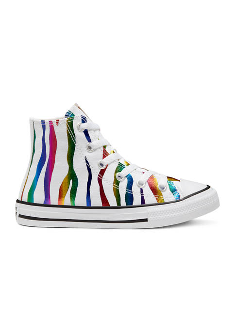 Converse Youth Girls Chuck Oxford Sneakers