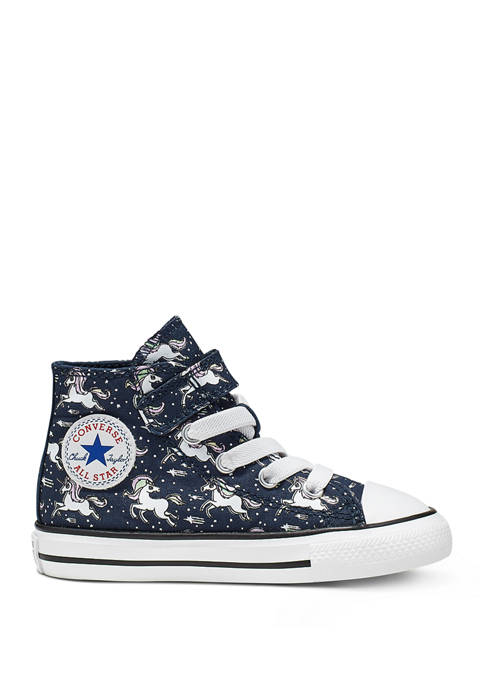Converse Infant/Toddler Girls Chuck Taylor All Stars High