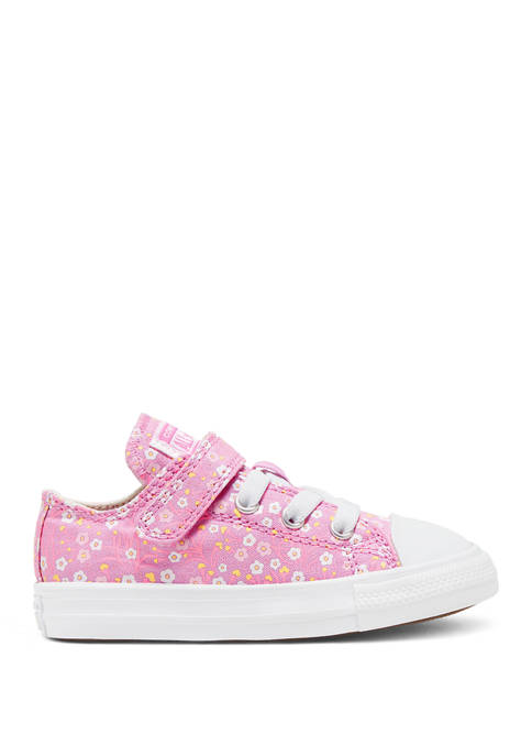 Converse Toddler Girls Floral Sneakers