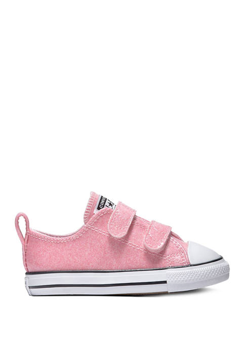 Toddler Girls Glitter Sneakers