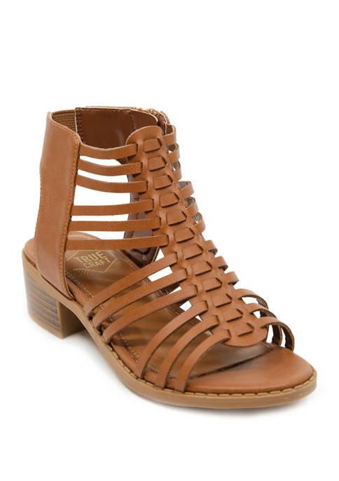TRUE CRAFT Youth Girls Bradi Sandals