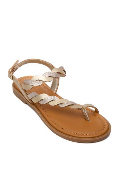 Girls Youth Melissa Twist Sandals