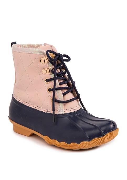 Crown & Ivy™ Megan Duck Boots