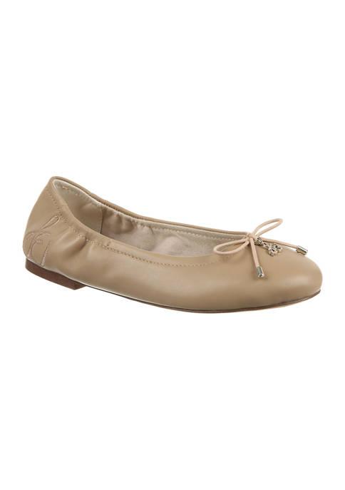 Felicia Mini Ballet Flats