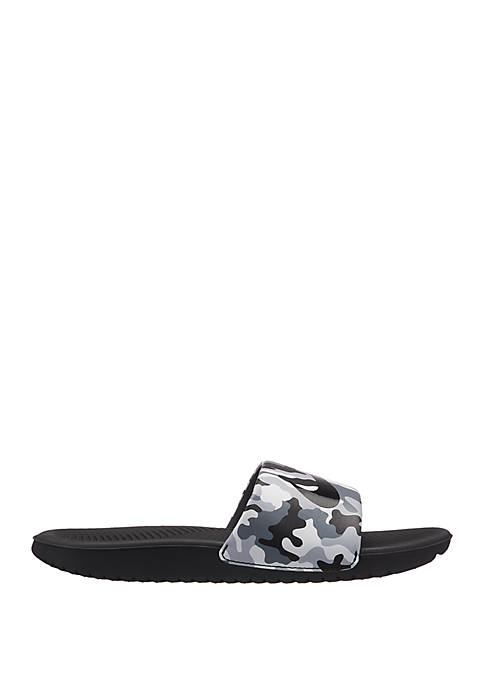 Nike® Youth Boys Kawa Print Slides