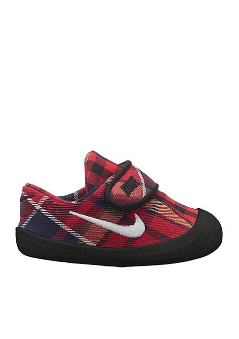 Nike® Infant Girls Waffle 1 Crib Sneaker