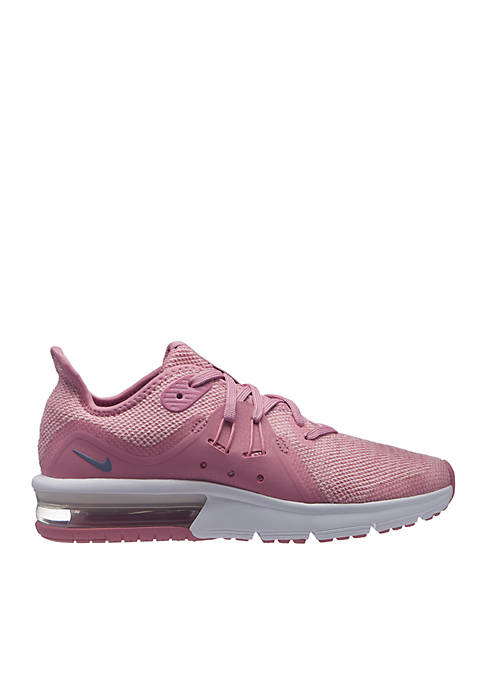 Nike® Youth Girls Air Max Sequent 3 Sneaker