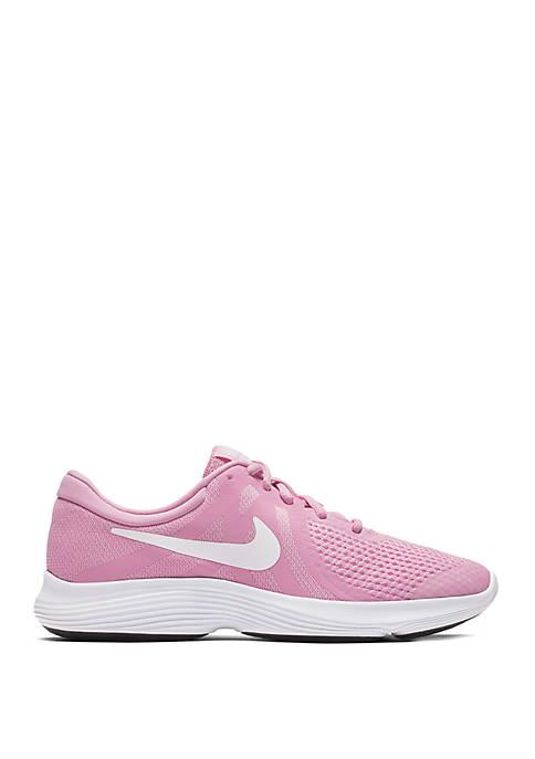 Nike® Youth Girls Revolution 4 Grade School Shoes