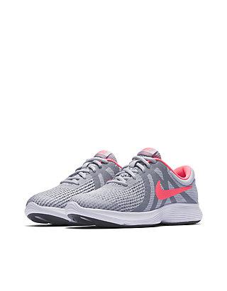 5c2429ae3466 ... Nike® Youth Girls Revolution 4 Grade School Shoes ...