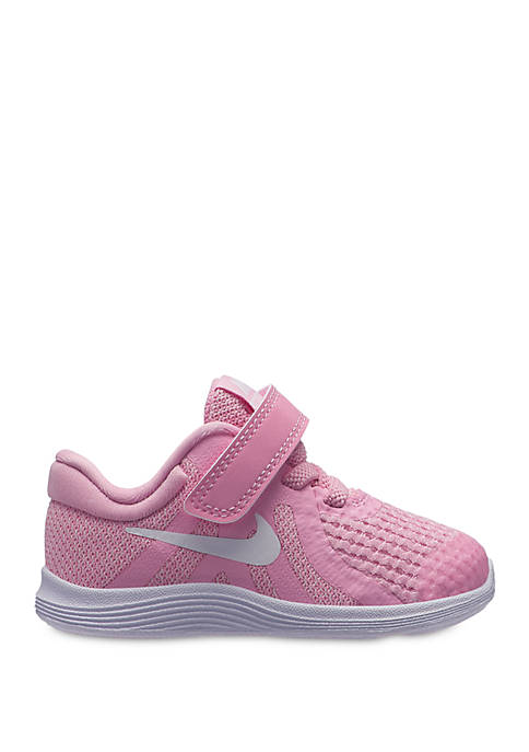 Nike® Infant/Toddller Girls Revolution 4 Sneaker