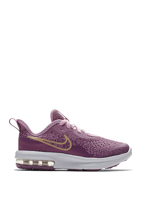 Youth Girls Air Max Sequent 3 PS Sneaker