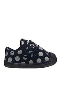 23893b4c7087 Nike® Infant Girls Waffle 1 Crib Dot Sneaker