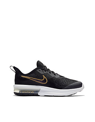 eb1d693ba1b3 Nike® Youth Girls Air Max Sequent 4 Shield Sneakers