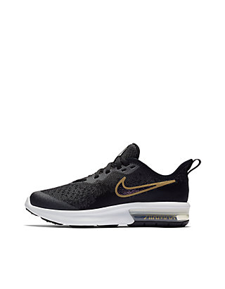 new concept f1740 2ad08 ... Nike® Youth Girls Air Max Sequent 4 Shield Sneakers ...