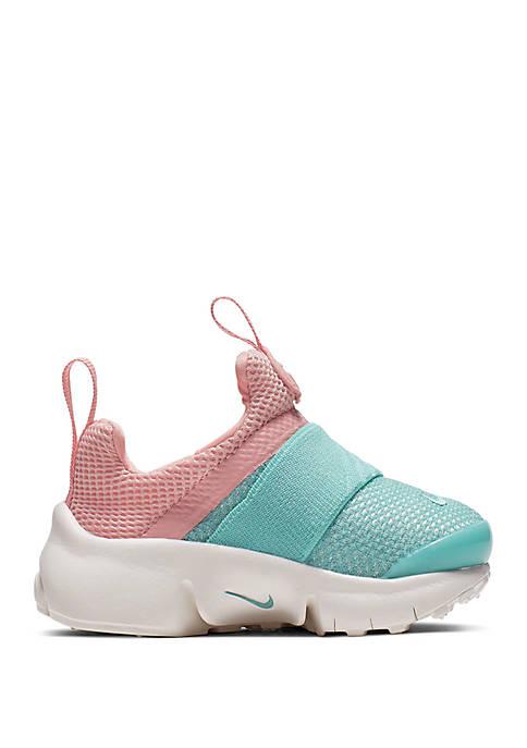Nike® Toddler Girls Presto Extreme Sparkle Sneakers
