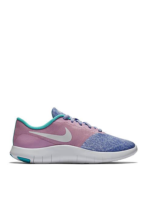Youth Girls Flex Contact Unicorn Sneaker