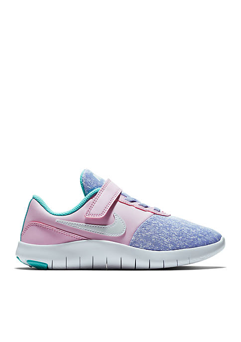 Youth Girls Flex Contact Unicorn Sneakers