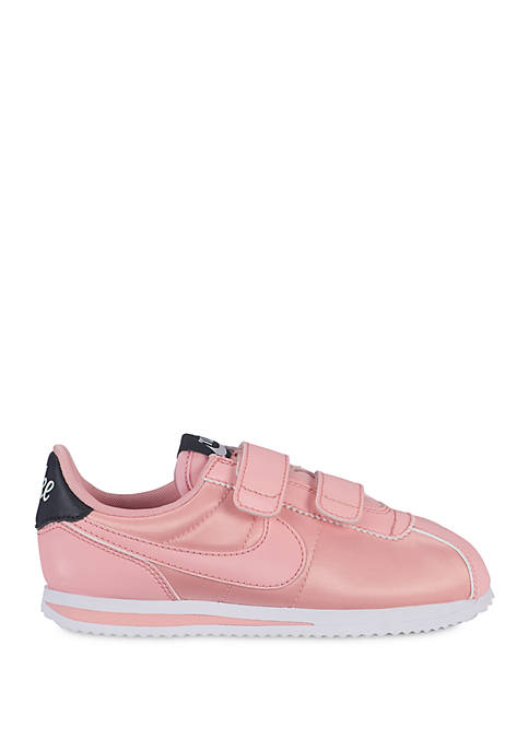 Nike® Toddler/ Youth Girls Cortez Basic TXT Sneaker