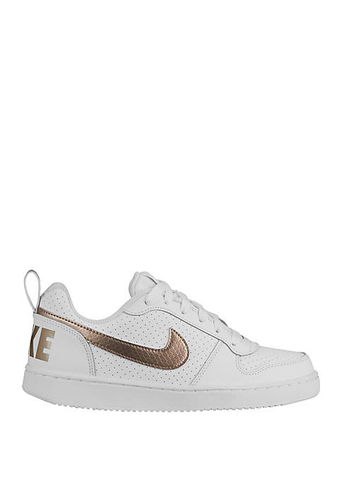 Nike® Toddler Girls Court Borough Low Sneakers