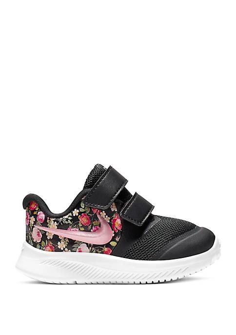 Nike® Toddler Girls Star Runner Floral Sneakers
