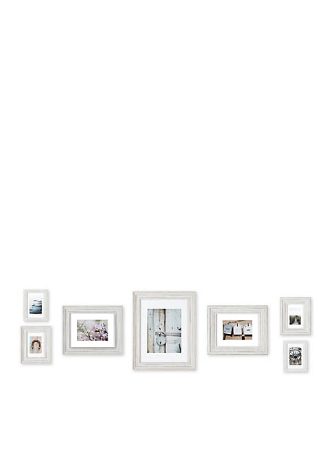 Gallery Perfect 7-Piece Frame Kit