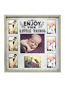 Enjoy The Little Things Collage