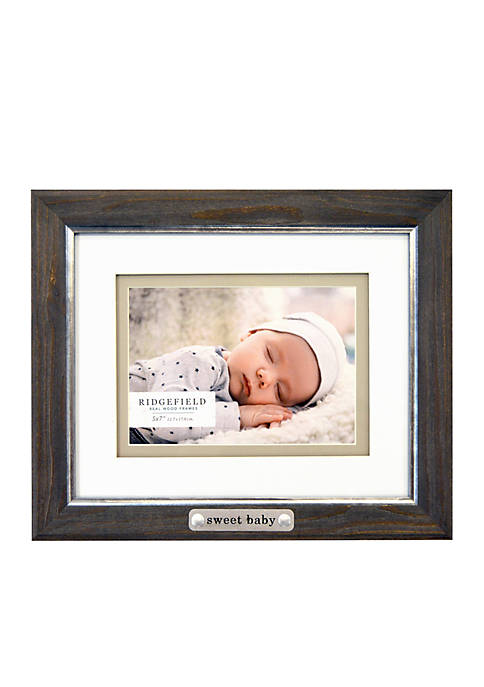 New View Sweet Baby Ridgefield Picture Frame | belk