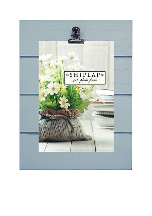 Shiplap Clip Frame