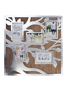 Family Tree Collage Picture Frame
